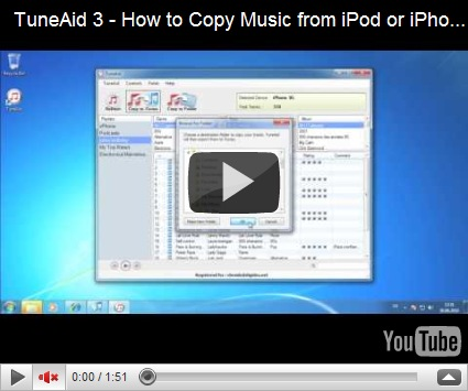 Tune transfer - Apple Community